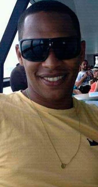 Fábio foi morto a tiros após uma discussão, em uma pizzaria na Ribeira - Foto: Reprodução | Facebook