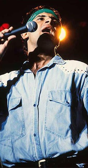 Cazuza morreu na manhã de 7 de julho de 1990, vítima de complicações decorrentes da aids - Foto: Reprodução | Site oficial