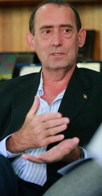 Tecchio é um entusiasta do cooperativismo sustentável - Foto: Luciano da Matta | Ag. A TARDE