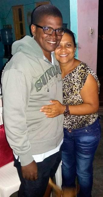 Antonio Cláudio foi reencontrado em Sergipe - Foto: Arquivo Pessoal