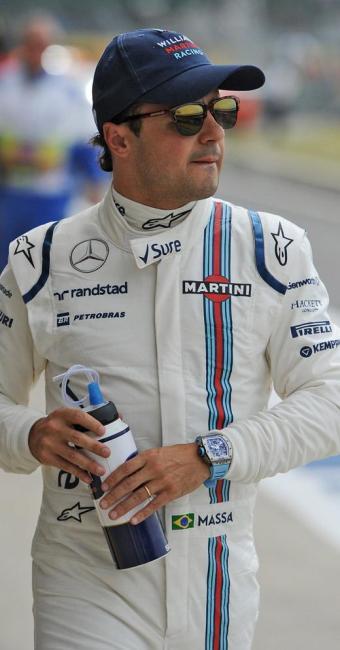 Massa alcançou a 10ª posição nos dois treinos livres realizados nesta sexta-feira - Foto: Rui Vieira | AP Photo