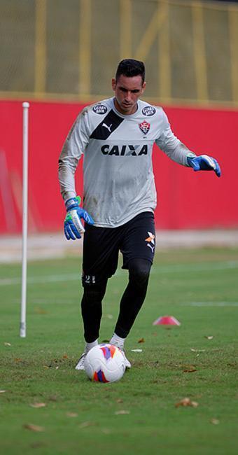 Gatito fará seu terceiro jogo no ano após a lesão de Fernando - Foto: Joá Souza l Ag. A TARDE