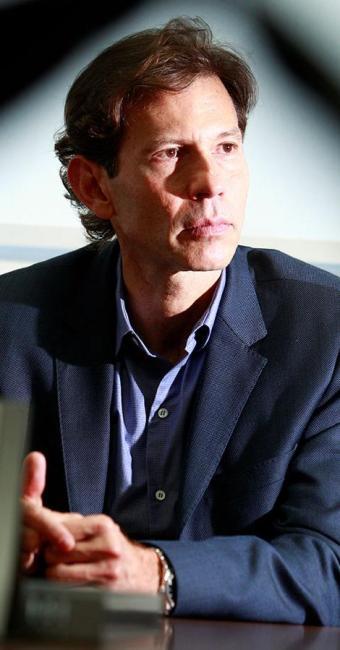 Gustavo Dubeux diz que avaliação da empresa é que Nordeste foi menos atingido pela crise - Foto: Joá Souza   Ag. A TARDE