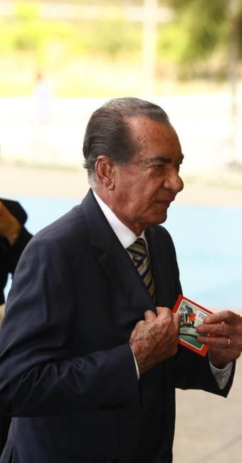 João Durval estava internado desde o último domingo - Foto: Fernando Vivas   Ag. A TARDE