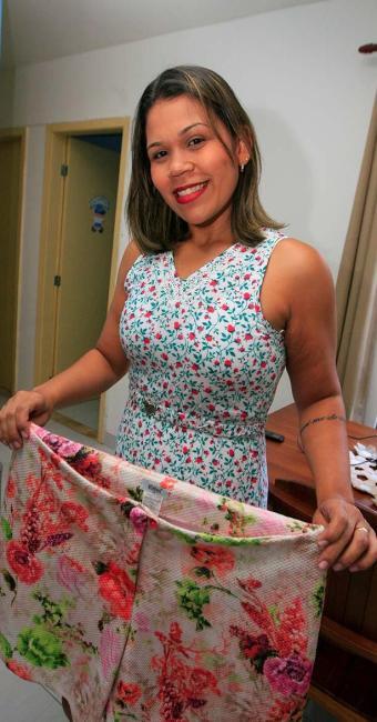 Luma Reis Ramos é uma das concorrentes - Foto: Joá Souza | Ag. A TARDE