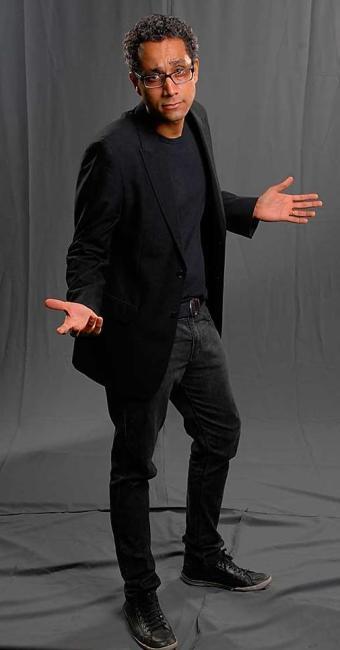 Monólogo do comediante Maurício Ramos foge do estereótipo do comportamento do baiano - Foto: Divulgação