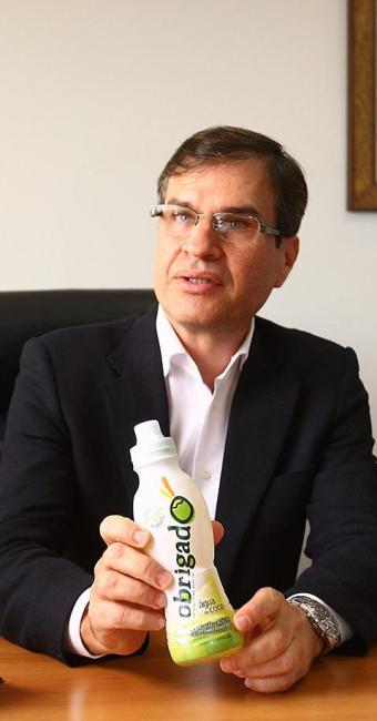 Roberto Lessa, vice-presidente do Grupo Aurantiaca - Foto: Eduardo Martins l Ag. A TARDE