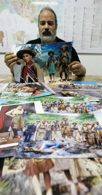Rubens Antônio passou a se interessar pelo tema quando ensinou na Uneb - Foto: Lúcio Távora   Ag. A TARDE