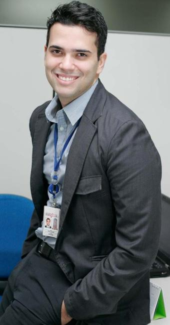 Caires conta que seu diferencial foi a participação em empresa júnior - Foto: Joá Souza | Ag. A TARDE