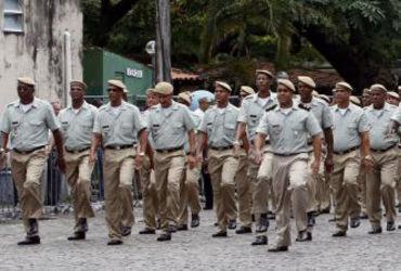 Governo anuncia concurso com 2.870 vagas para PM e bombeiros