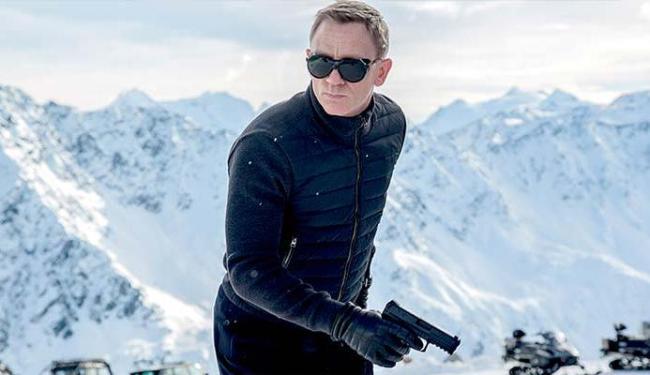 James Bond vai para sua 24ª missão em 007 Contra Spectre - Foto: Divulgação