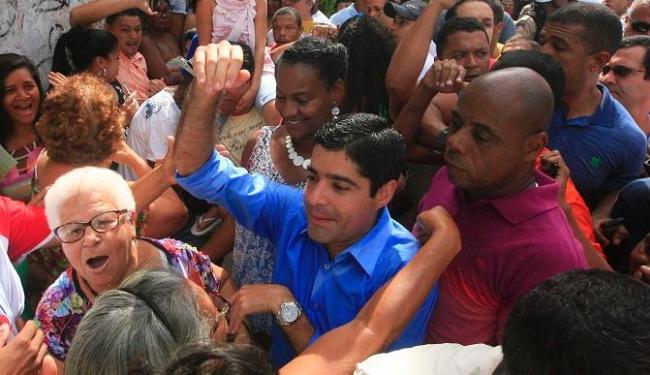 Prefeito ACM Neto participou de cortejo do 2 de Julho - Foto: Lúcio Távora | Ag. A TARDE