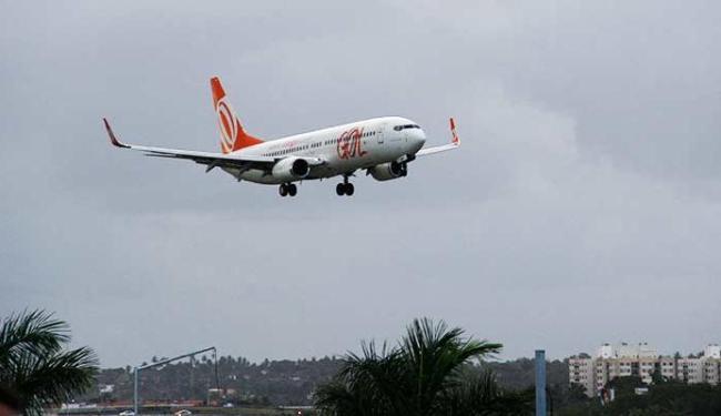 Gol é a primeira companhia aérea a conseguir a autorização - Foto: Joá Souza   Ag. A TARDE