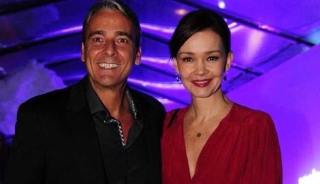 O casamento de Alexandre e Julia acabou de forma amigável - Foto: Reprodução   Rede Globo