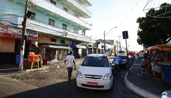 Estacionamento e circulação de veículos serão proibidos no Largo da Lapinha, - Foto: Fernando Vivas | Ag. A TARDE