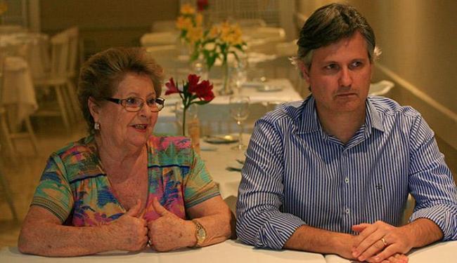 Ana Sciarretta Angelino e Gian Francesco Angelino, do restaurante Bella Napoli - Foto: Fernando Amorim l Ag. A TARDE l 22.07.2015