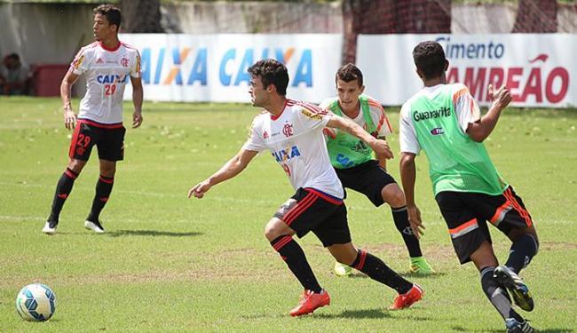 Arthur Maia ficou no Fla por apenas sete meses - Foto: CR Flamengo l Divulgação