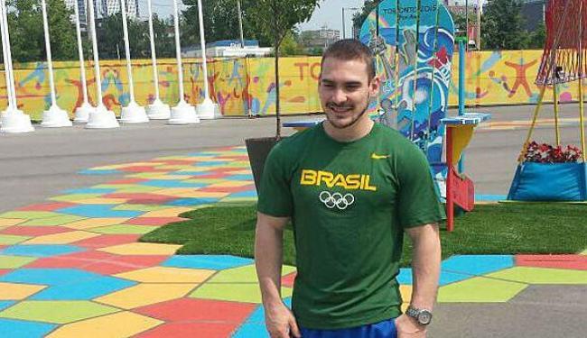 O atleta completou a sua coleção de medalhas com o ouro nos Jogos Pan-Americanos de Toronto - Foto: Divulgação | COB