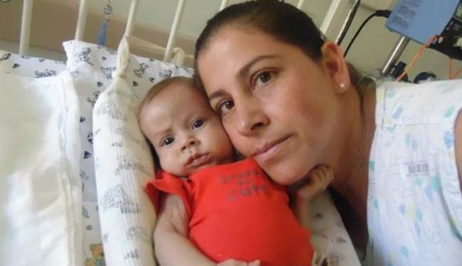 Nos Estados Unidos, a expectativa é de que Davi Miguel ache o órgão compatível - Foto: Dinea Gama | Arquivo Pessoal