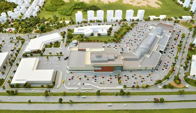 Primeiro shopping de Camaçari terá área de 5 mil m² e capacidade para 130 lojas - Foto: Kin Kim l Divulgação