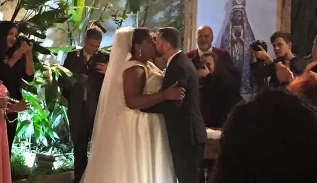Cacau revelou que casar era um dos seus sonhos - Foto: Reprodução   Instagram