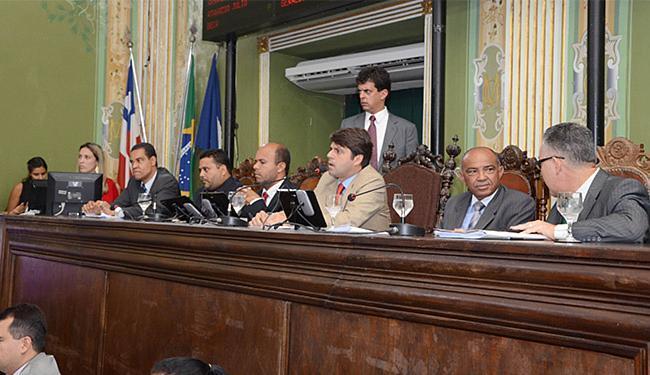 Proposta foi aprovada com o voto contrário de apenas um vereador - Foto: Antonio Queirós l Câmara Municipal de Salvador
