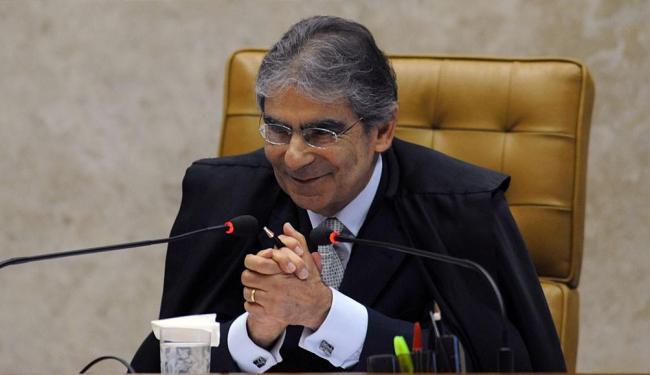 Ayres Britto reconheceu o cenário difícil vivido por Dilma - Foto: Fabio Rodrigues Pozzebom | ABr