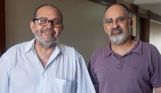 Carlos Barbosa e Mayrant Gallo vão lançar Obscenas e O Enigma dos Livros, respectivamente - Foto: Divulgaçaõ