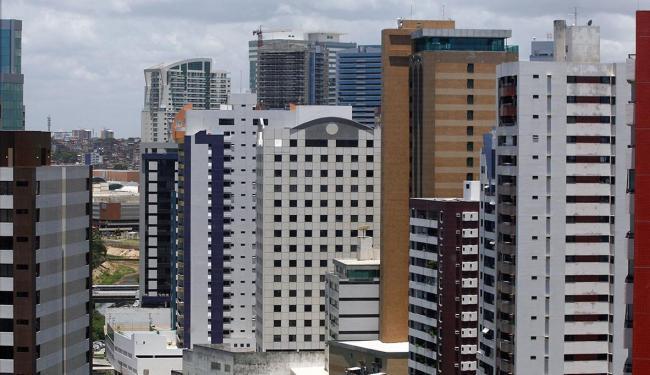 Sem lançamentos, mercado imobiliário favorece compra de unidades em estoque - Foto: Luciano da Matta | Ag. A TARDE