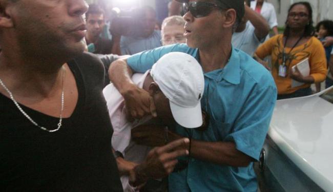 Jorge Santos não falou com a imprensa - Foto: Fernando Amorim | Ag. A TARDE