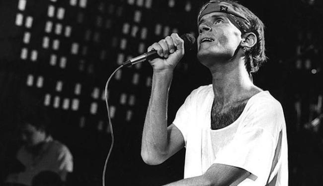 Cazuza morreu no dia 7 de julho de 1990 vítima de aids - Foto: Divulgação
