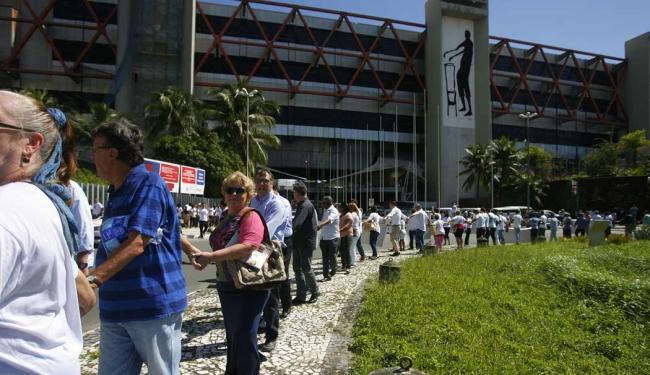 Em junho, representantes do trade turístico baiano fazem um abraço simbólico - Foto: Joá Souza/ Ag. A TARDE
