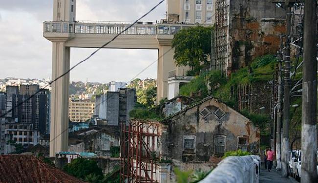 Arquitetos e urbanistas denunciam situação do Centro Histórico de Salvador - Foto: Joá Souza | Ag. A TARDE
