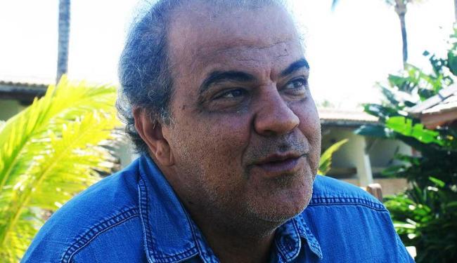 O cineasta Jorge Alfredo é autor do projeto, que começou online - Foto: João Carlos Sampai | Ag. A TARDE