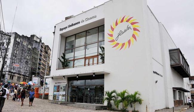 Espaço Itaú Glauber Rocha é um dos dois cinemas de rua de Salvador - Foto: Erik Salles | Ag. A TARDE