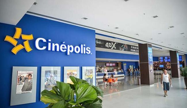 Cinépolis fica localizado no Shopping Bela Vista - Foto: Erik Sales   Ag. A TARDE 25.07.2014