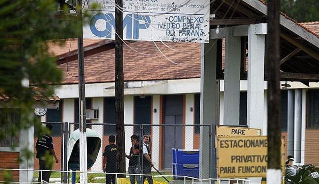 Executivos presos na Lava Jato serão transferidos para o Complexo Médico-Penal de Pinhais - Foto: Reprodução   Gazeta do Povo