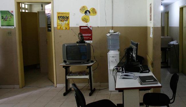 Sede do Conselho Tutelar no bairro de Pernambués - Foto: Marco Aurélio Martins | Ag. A TARDE