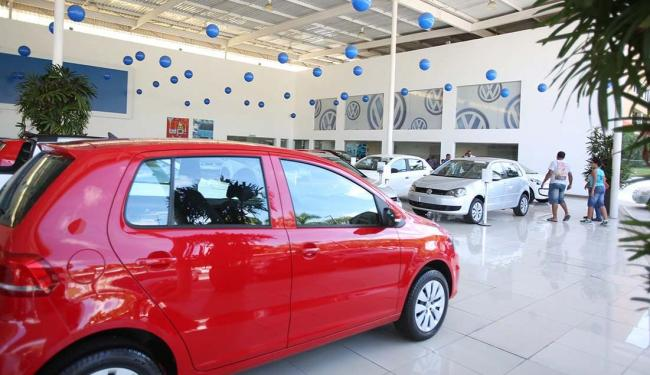 Veículos e imóveis são bens cada vez mais comprados em consórcios - Foto: Joá Souza   Ag. A TARDE