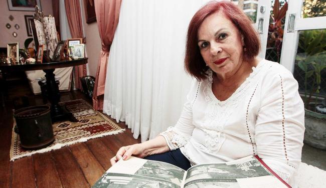 Historiadora Consuelo Pondé morreu em maio deste ano - Foto: Mila Cordeiro | Ag. A TARDE