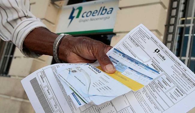 Inadimplência nas faturas saltou de cerca de 6% no começo do ano para 17,35% - Foto: Margarida Neide | Ag. A TARDE