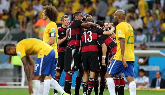 Goleada da Alemanha na Copa do Mundo ainda é lembrada - Foto: Jefferson Bernardes l VIPCOMM