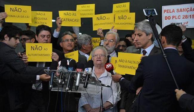 Grupo de 18 parlamentares diz que presidente da Câmara é autoritário - Foto: José Cruz l Agência Brasil