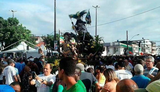 População vai às ruas celebrar os 192 anos de Independência da Bahia - Foto: Joá Souza | Ag. A TARDE