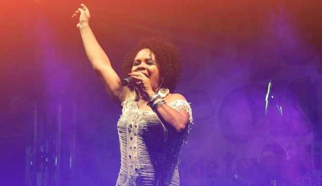 Márcia Short participa de evento em comemoração ao mês da mulher negra - Foto: Sidney Rocha | Divulgação