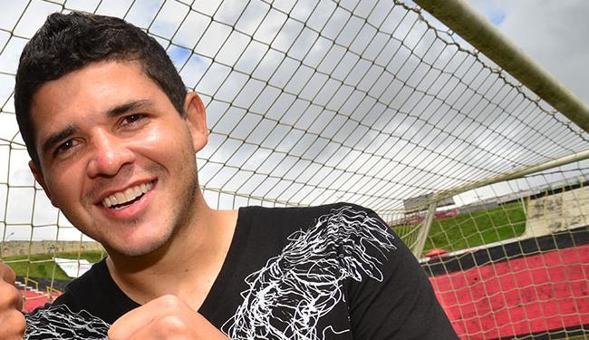 Diego Renan terá a família o apoiando em Recife - Foto: Erik Salles | Ag. A TARDE