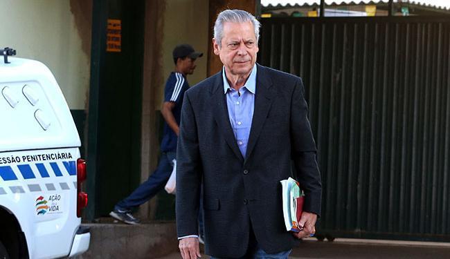 Habeas corpus tenta evitar que Dirceu seja alvo da operação Lava Jato - Foto: Dida Sampaio   Estadão Conteúdo