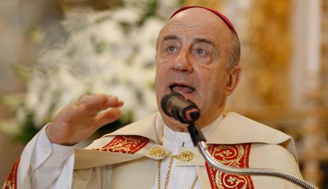 Dom Murilo Krieger, arcebispo de Salvador e primaz do Brasil - Foto: Joá Souza | Ag. A TARDE
