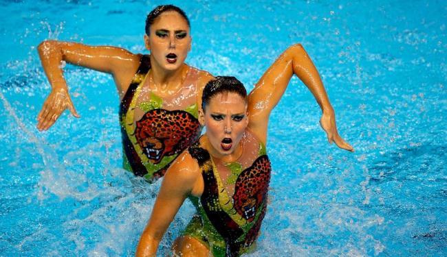 Luisa e Maria Eduarda perderam a posição para as norte-americanas - Foto: Sátiro Sodré   SSPress
