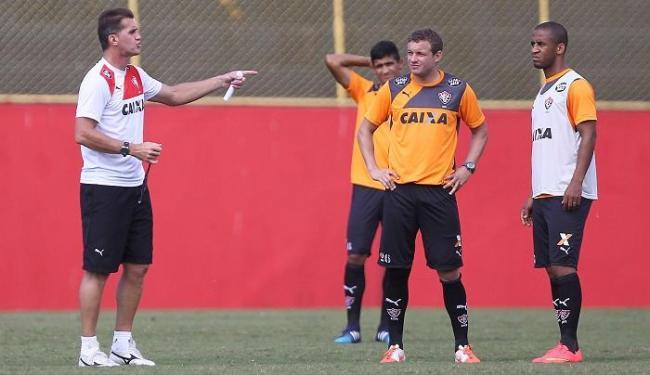Vagner Mancini fez trabalho tático com a equipe para o jogo contra o América-MG - Foto: Eduardo Martins | Ag. A Tarde